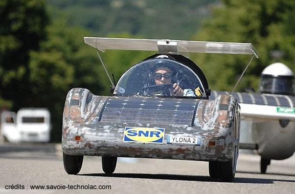Solar Event: deux jours de courses solaires pour l'INSA de Lyon