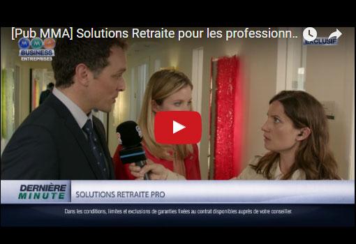 Solutions Retraite pour les professionnels
