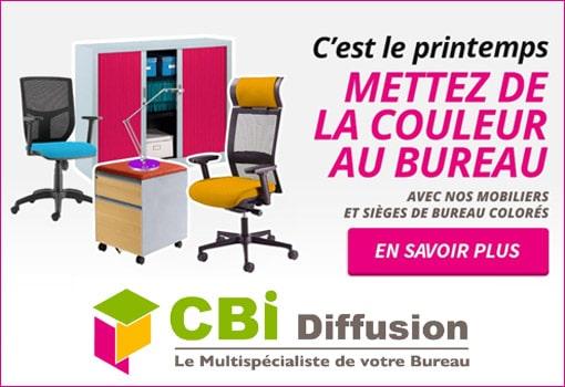 SOS dépannage fournitures de bureaux : CBI Diffusion livre les entreprises en express