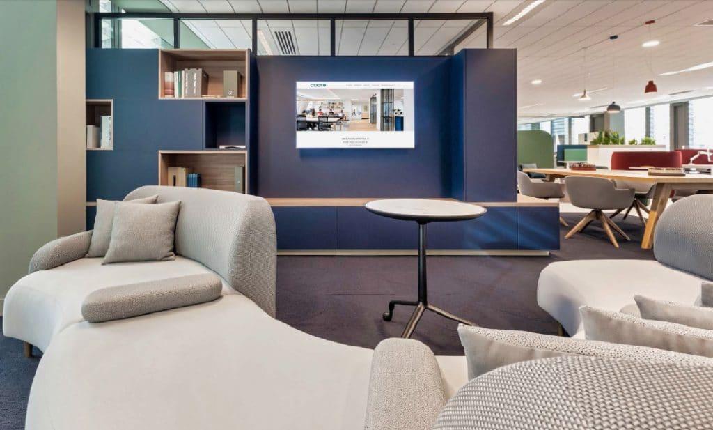 Spécialisé dans l'aménagement des espaces de travail, Cider inaugure un show-room de 400 m² au Grand Hôtel-Dieu
