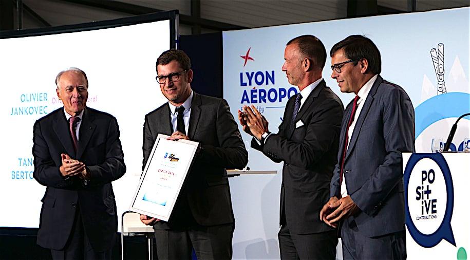Meilleur aéroport européen de sa catégorie, Lyon-Saint Exupéry ne compte pas s'arrêter en si bon chemin…