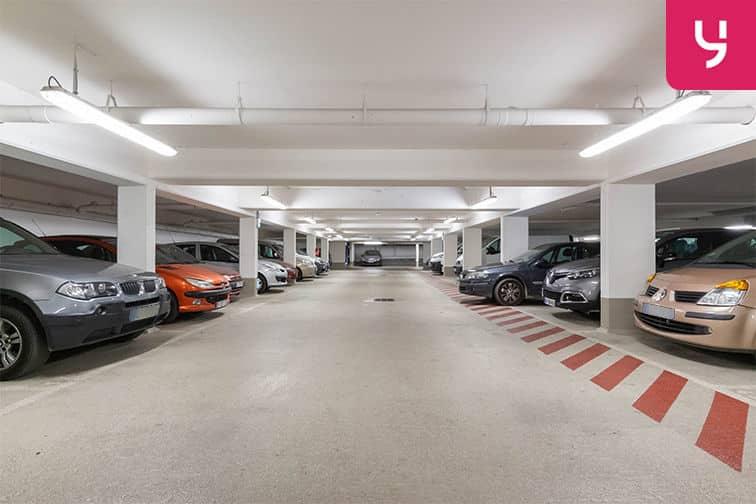 stationnement à Lyon trouver une place Lyon Yespark louer une place parking à Lyon