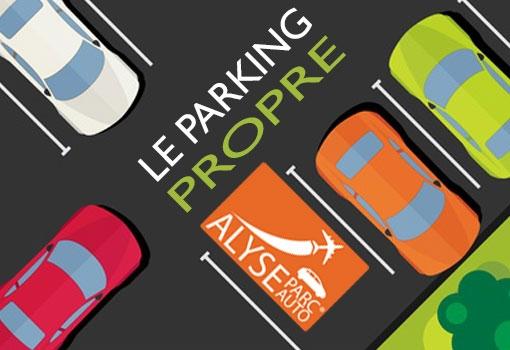 Stationnement aéroport Lyon Saint Exupéry: découvrez LE parking qui s'engage pour l'environnement