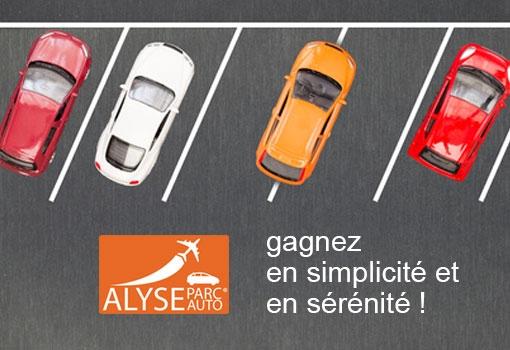 Stationnement aéroport Lyon Saint-Exupéry : optez pour la simplicité Alyse Parc Auto