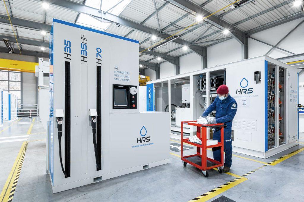 Une nouvelle société hydrogène d'Auvergne-Rhône-Alpes s'apprête à entrer en Bourse : HRS