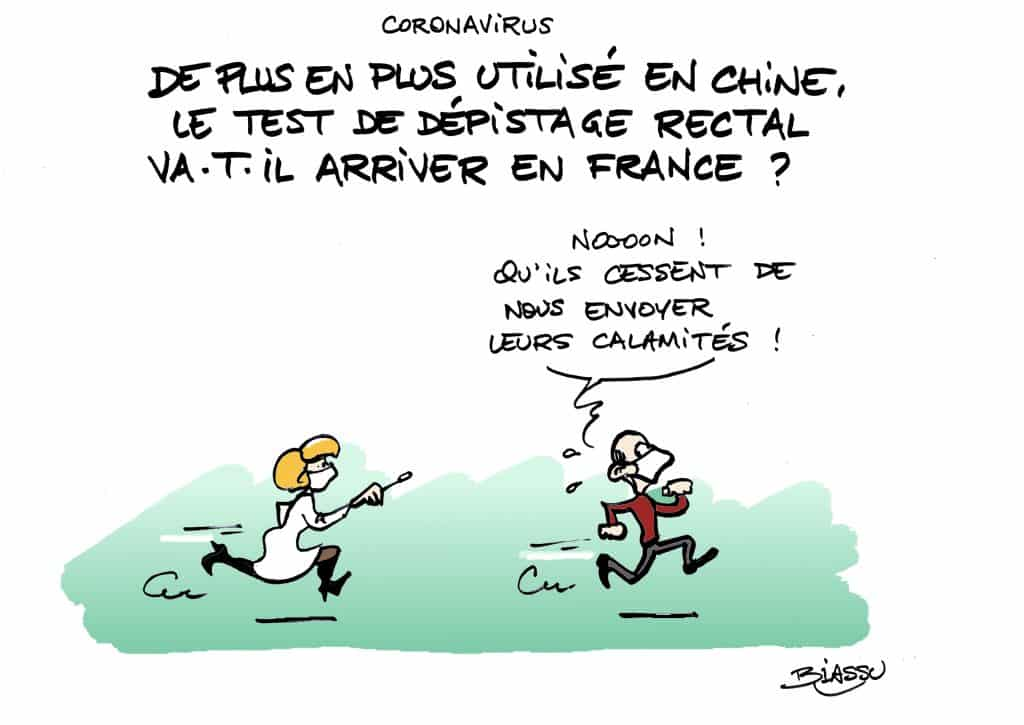 Supplice chinois !