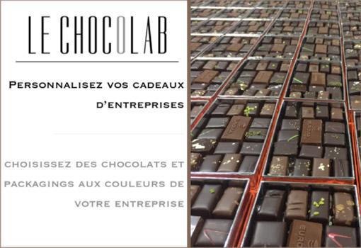 Surprenez vos clients et collaborateurs avec des chocolats personnalisés à la marque [Food Branding]