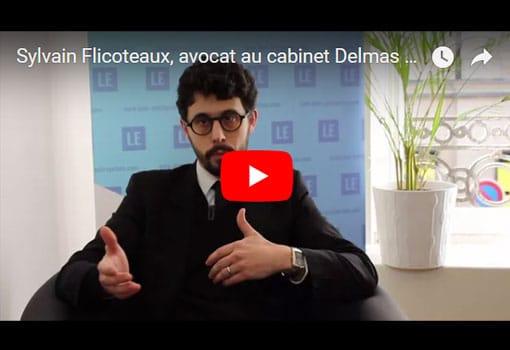 Sylvain Flicoteaux, avocat au cabinet d'avocats Delmas Flicoteaux, conseille les entreprises