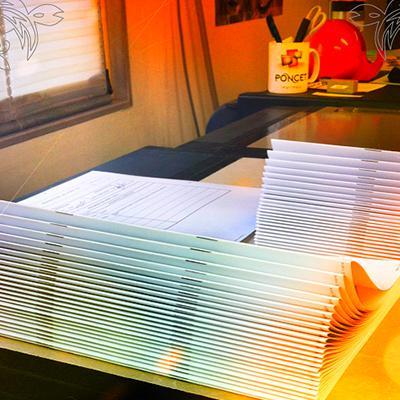 Imprimerie en rhône-alpes pour cartes de vœux et calendriers