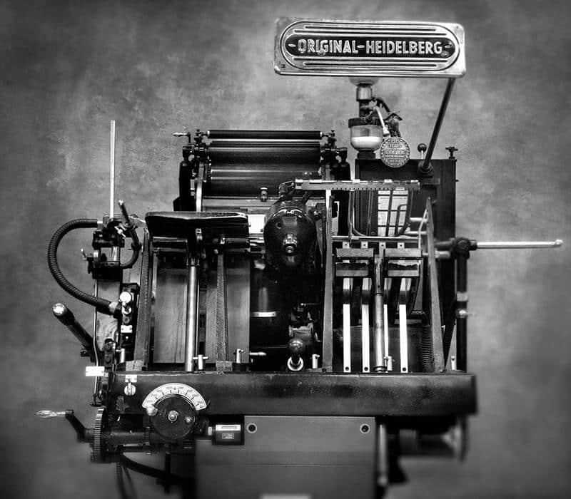 Poncet Imprimeur, l'histoire d'une imprimerie familliale en Rhône-Alpes
