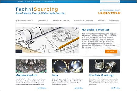 TechniSourcing, une sous traitance de qualité à bas coûts