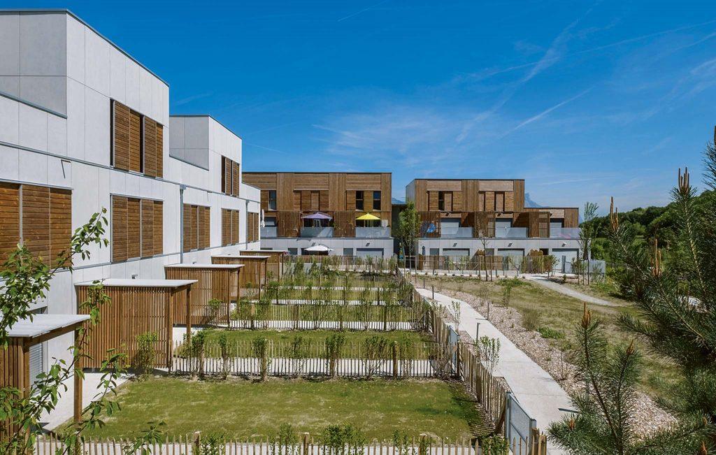 La Caisse d'Epargne et Dynacité prévoient de construire 400 logements intermédiaires (moins chers) en 5 ans en Rhône-Alpes