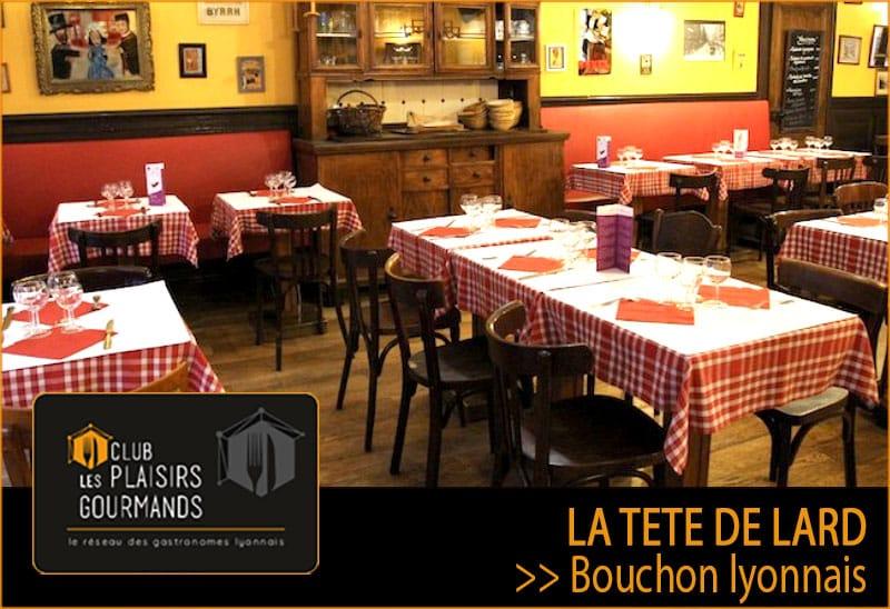 62ème soirée network Plaisirs Gourmands au restaurant La Tête de Lard [Mercredi 6 Novembre]
