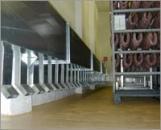 Traitement des produits de salaison, les équipements spécifiques