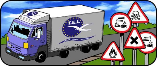 Transport express de matières dangereuses