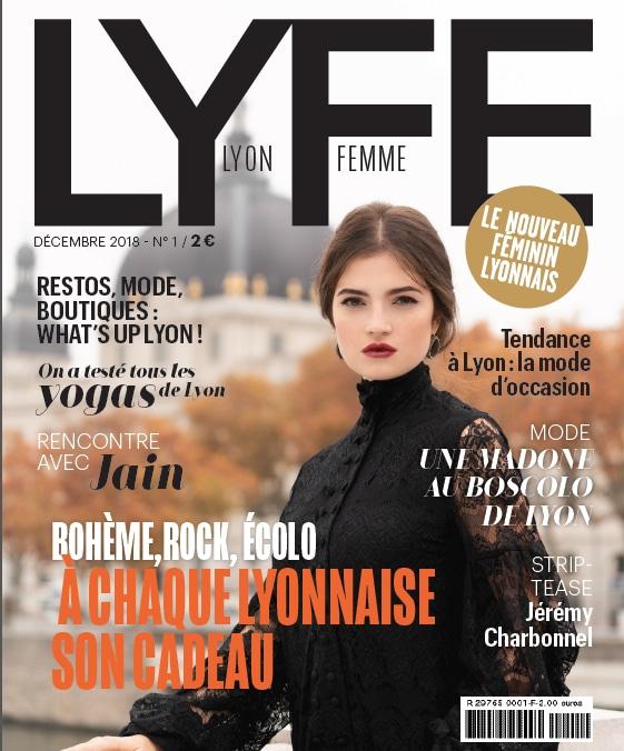 Tribune de Lyon lance un nouveau magazine féminin métropolitain: LYFE