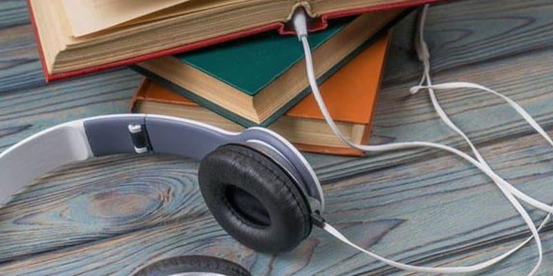 TVA – taux réduit applicable aux livres audio quel que soit le support