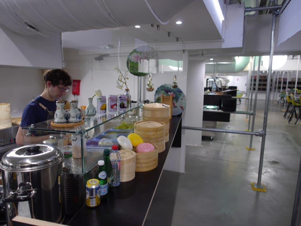 Un 3ème Food court voit le jour à Lyon : au sein du centre commercial de la Part-Dieu