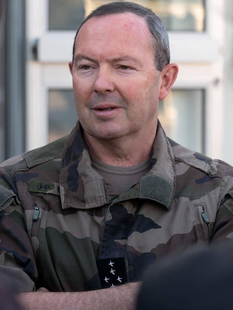 Un général nommé à la tête de l'Institut Mérieux