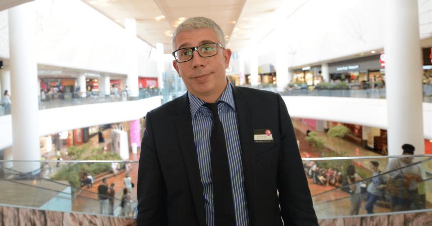 Un Lyonnais, Jean-Philippe Pelou-Daniel, pour accompagner la mue du centre commercial de la Part-Dieu