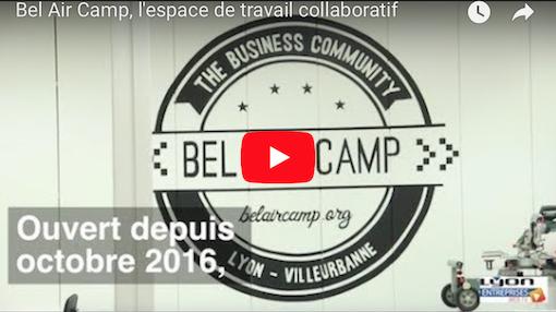 Un nouveau tech park à Bel Air Camp, le plus grand espace collaboratif de la région