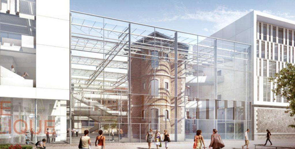 Université Catholique de Lyon: la rentrée 2015 aura bien lieu dans le futur campus Saint-Paul