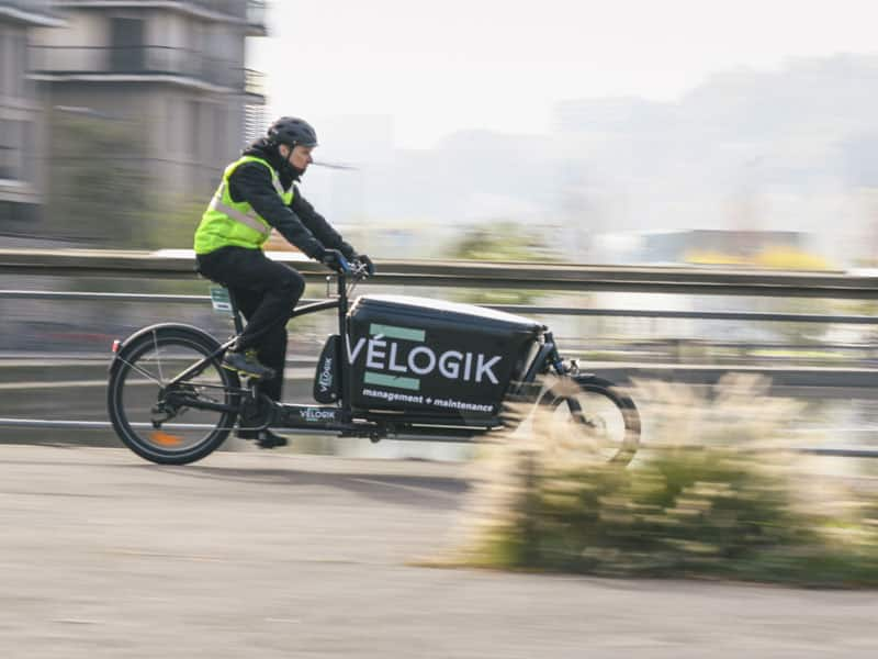 La marque Lyonnaise VÉLOGIK s'impose comme acteur majeur de maintenance cycle