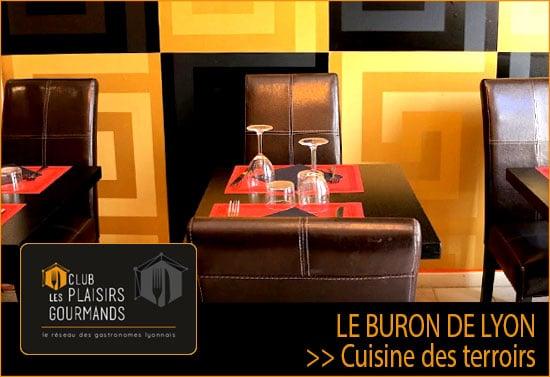 """Venez participer au 94ème Déjeuner Network qui se déroulera au restaurant """"Le Buron de Lyon"""" [Mardi 20 novembre]"""