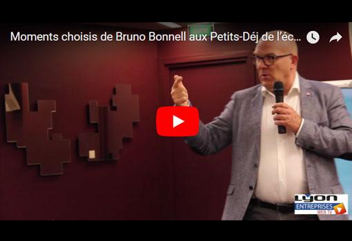 Vidéo-Bruno Bonnell: «Comment je suis passé de l'entreprise à la politique…»