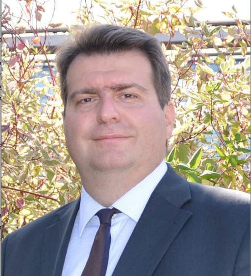 Vincent Couturier, nommé directeur du Groupe Est Lyonnais de la Banque Rhône-Alpes.