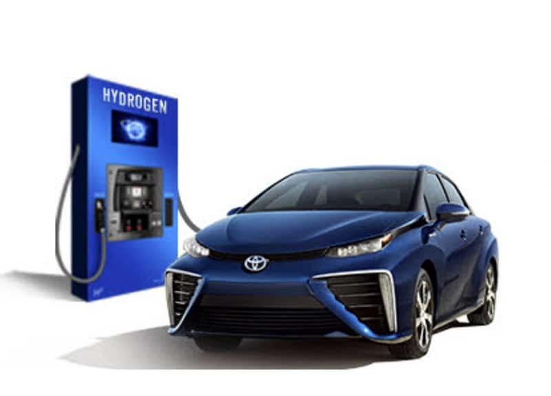 Vingt stations et mille véhicules hydrogène dans la région à l'horizon 2023 : «Hympulsion» lancé lors du salon mondial EVS 32