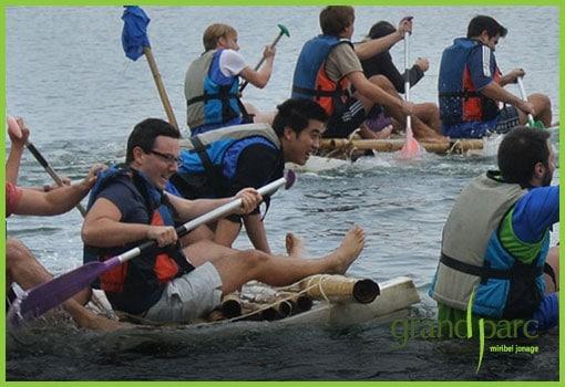 Vivez votre séminaire Eau & Nature à L'atol' du Grand Parc Miribel Jonage