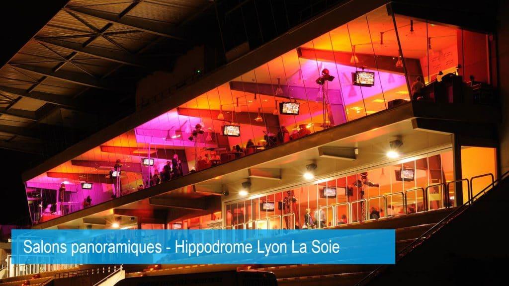 Vivez votre soirée de fin d'année en grand format aux Hippodromes de Lyon