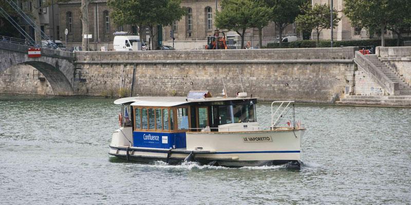 Les navettes fluviales, une vraie solution?