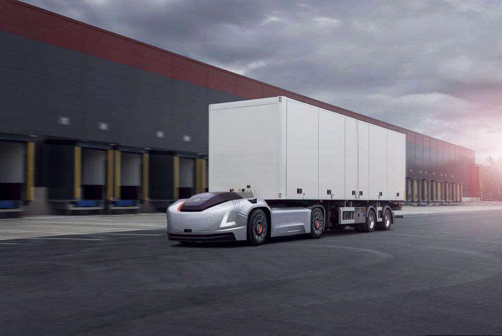 solutrans volvo trucks france