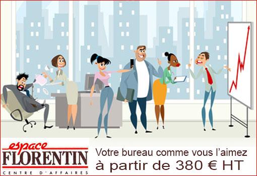 Votre bureau comme vous l'aimez aux portes de Lyon !