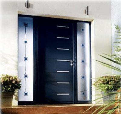 Votre porte d'entrée plus isolante et plus sure